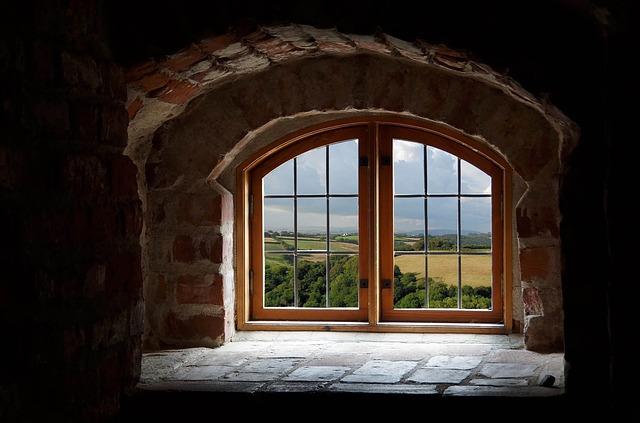 okna holenderskie drewniane