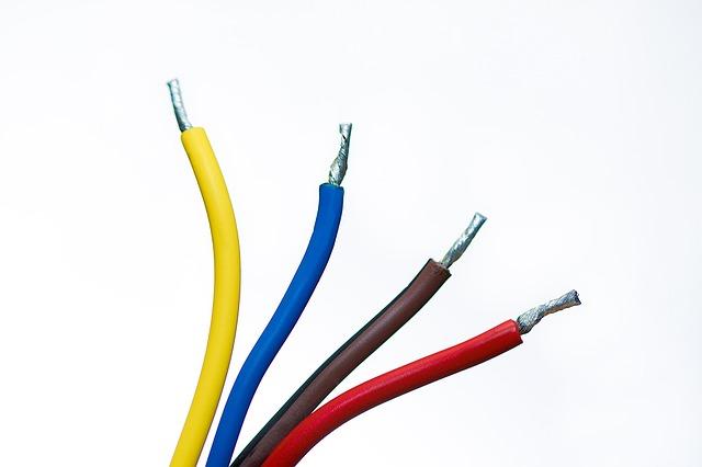 Końcówki kablowe rurowe