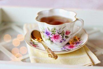 pojemniki na kawę i herbatę